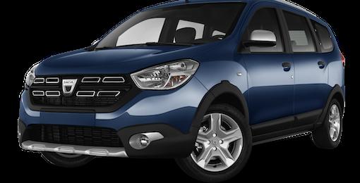 1. Dacia Lodgy mit 12 % durchschn. Ersparnis zur UVP sichern