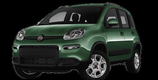 2. Fiat Panda 4x4 mit 18 % durchschn. Ersparnis zur UVP sichern