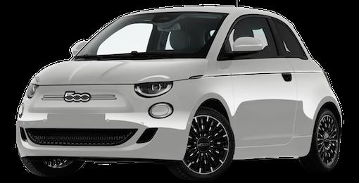 10. FIAT 500 Elektro mit 41 % mittl. Ersparnis zur UVP sichern