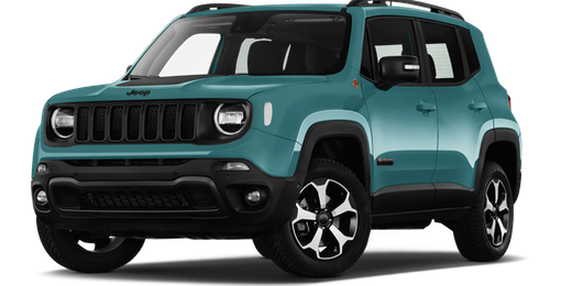 1. Jeep Renegade mit 11 % durchschn. Ersparnis zur UVP sichern