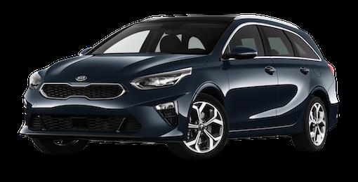 5. KIA Ceed Sportswagon Plug-in Hybrid mit 34 % durchschn. Ersparnis zur UVP sichern