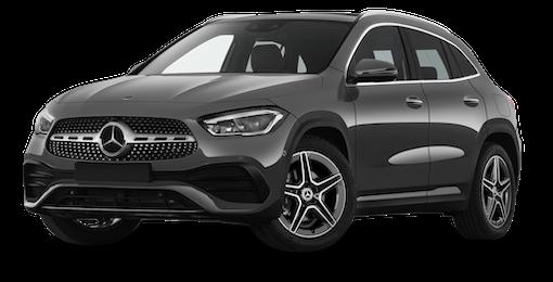 2. Mercedes GLA mit 10 % durchschn. Ersparnis zur UVP sichern