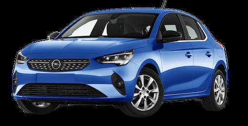 4. Opel Corsa mit 22 % durchschn. Ersparnis zur UVP sichern