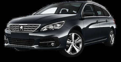 3. Peugeot 308 SW mit 24 % durchschn. Ersparnis zur UVP sichern