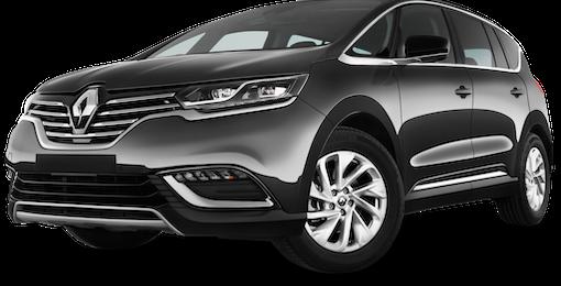 3. Renault Espace mit 23 % durchschn. Ersparnis zur UVP sichern