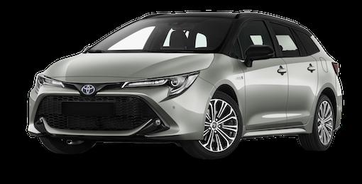 2. Toyota Corolla Touring Sports mit 15 % durchschn. Ersparnis zur UVP sichern