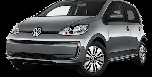 2. Volkswagen e-up! mit 42 % durchschn. Ersparnis zur UVP sichern